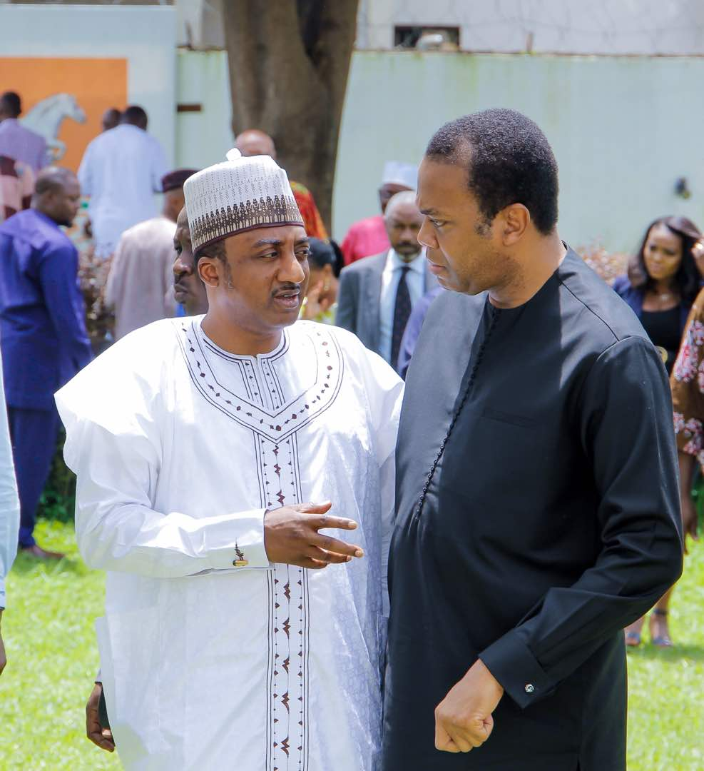 Donald Duke Picks Shehu Gabam As His Running Mate | Sdp