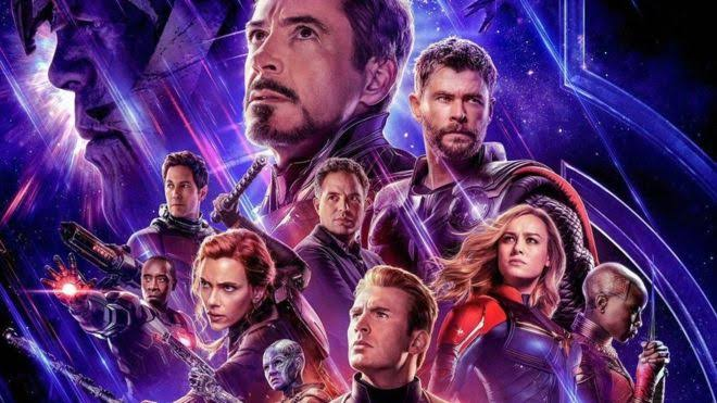Avengers Endgame Sets A New Record With $60m In Us Previews