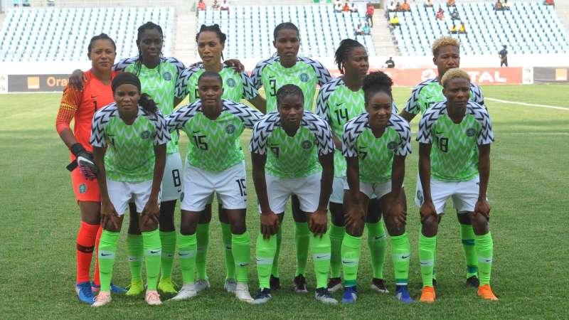 Super Falcons Has Qualified For The Next Round Of Women Worldcup