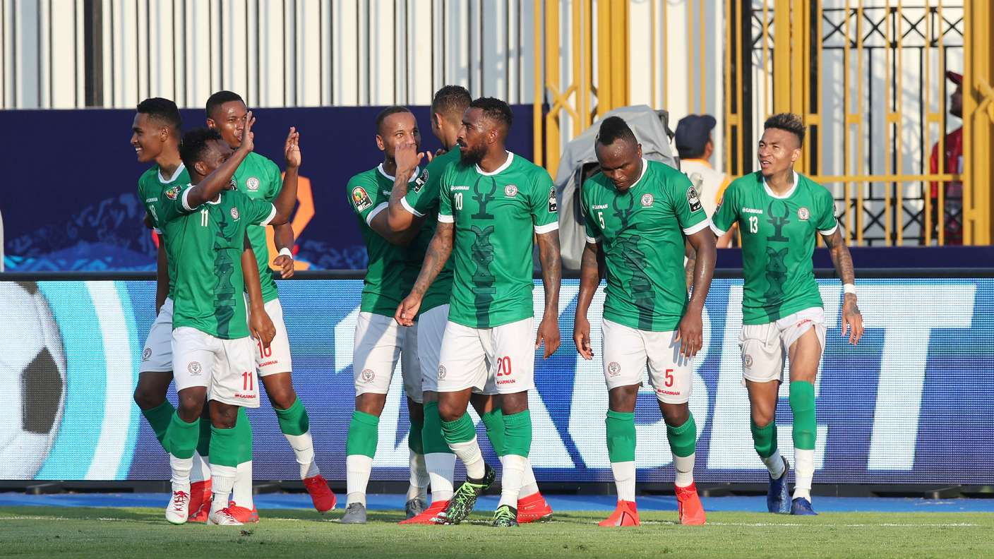 Afcon: Madagascar Through To Quarter Final