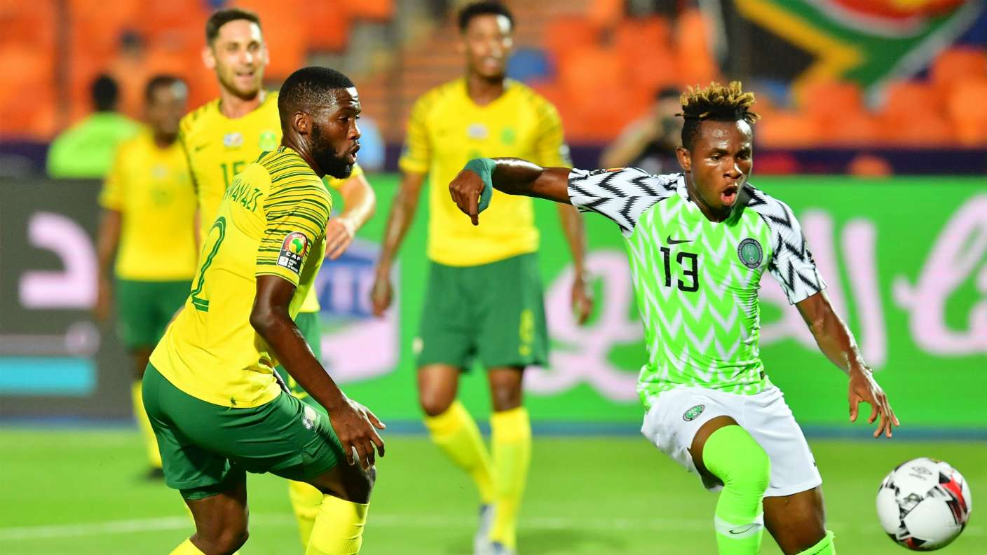 Afcon: Nigeria Super Eagle Qualify For Semi Final